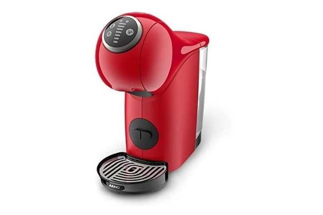 Cafeteira Expresso Nescafé Dolce Gusto Genio S Plus DGS3 Vermelha