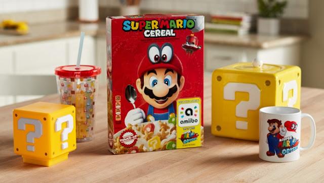 cereal de kellogg's