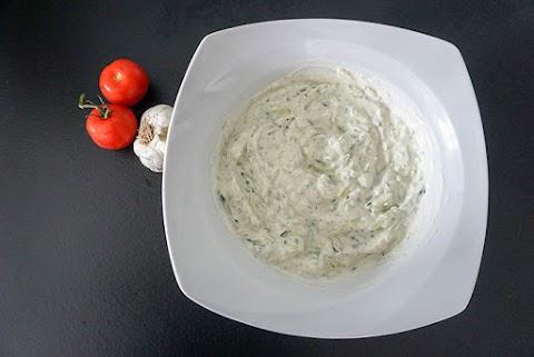 Tsatsiki Salat a la genusskochen