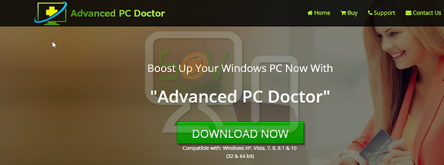 Advanced PC Doctor (Falso optimizador)