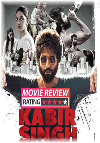 Kabir Singh 2019 Hindi Movie 400MB DVDRip