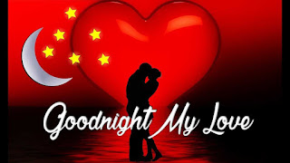 image good night with love