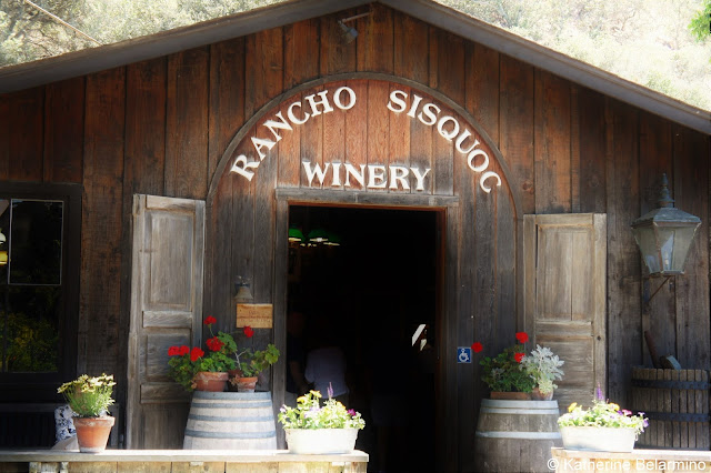 Rancho Sisquoc Winery Santa Maria Wine Tasting Central Coast