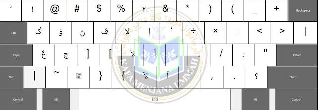 keyboard jawi