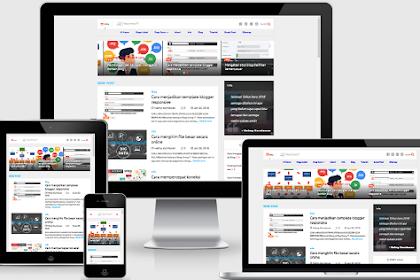 Cara menjadikan template blogger responsive