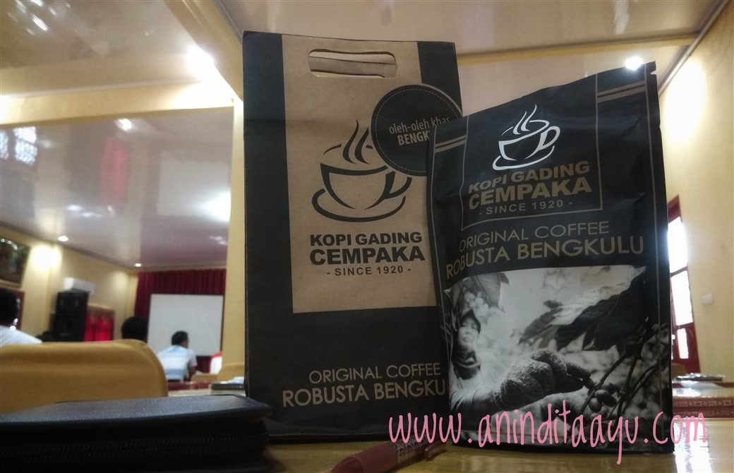 Packaging Kopi Gading Cempaka