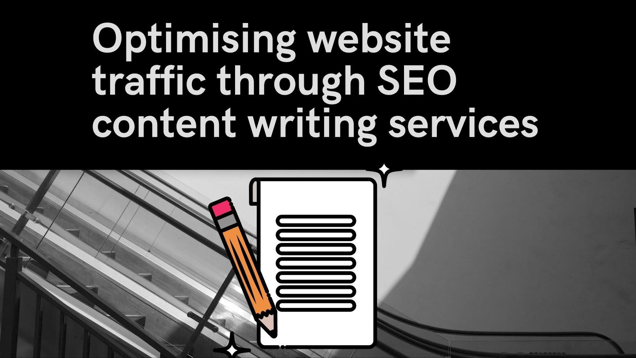 Seo content writing company