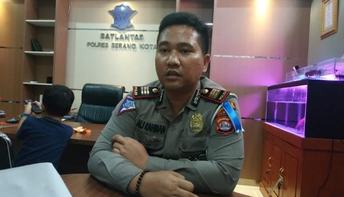 Hari Pertama Gelar Operasi Patuh, Satlantas Polres Serang Kota Tindak 50 Pelanggaran