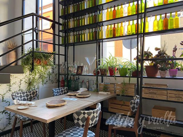 Restaurante Cañitas Maite