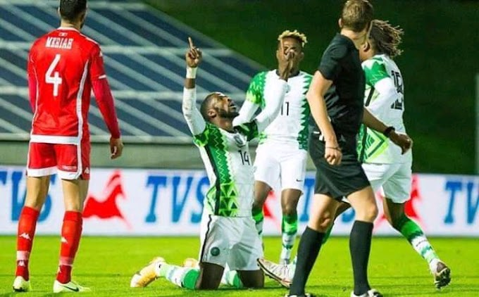 Super Eagles Could Have Won Against Tunisia - Coach Gernot Rohr