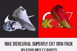 Nike Mercurial Superfly CR7 Boots - PES 2017