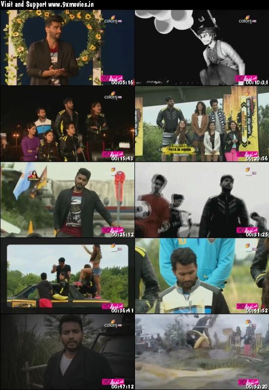 Khatron Ke Khiladi 7 Hindi 14 Feb 2016 HDTV 480p