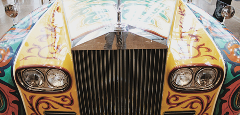 John Lennon Rolls Royce Phantom