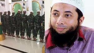 Khalid Basalamah Bolak-Balik Ceramahi TNI-Polri, Inikah Penyebab Mereka Sholat ala Wahabi?