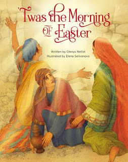 Twas the Morning of Easter by Glenys Nellist
