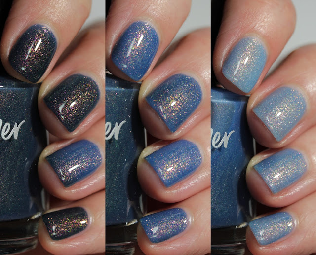 KBShimmer Pool Shark swatch by Streets Ahead Style
