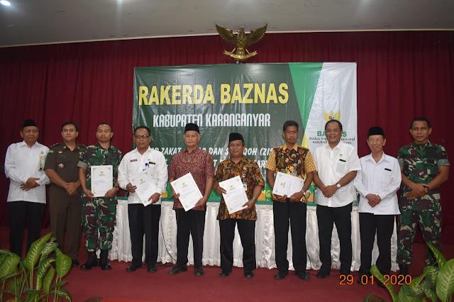 KodimKaranganyar - Masyarakat Sangat Merasakan Dampak Positif Program BAZNAS Kabupaten Karanganyar