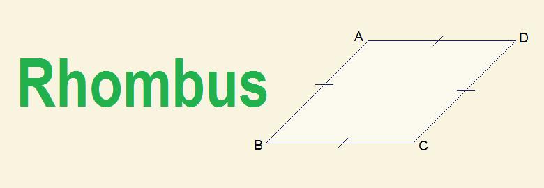 Rhombus | what is Rhombus?