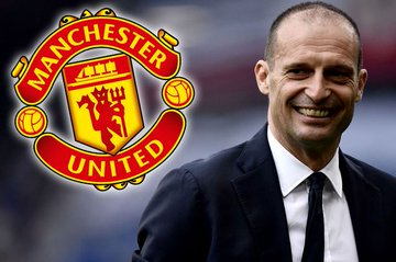Wow! Former Juventus Boss Max Allegri Wants Manchester United Job, Snubbed Arsenal