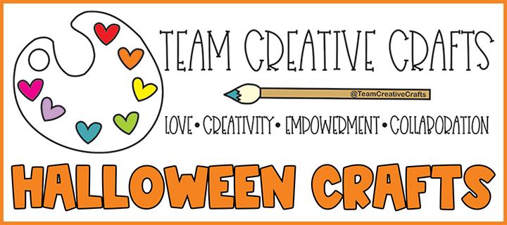 Team Creative Crafts Halloween