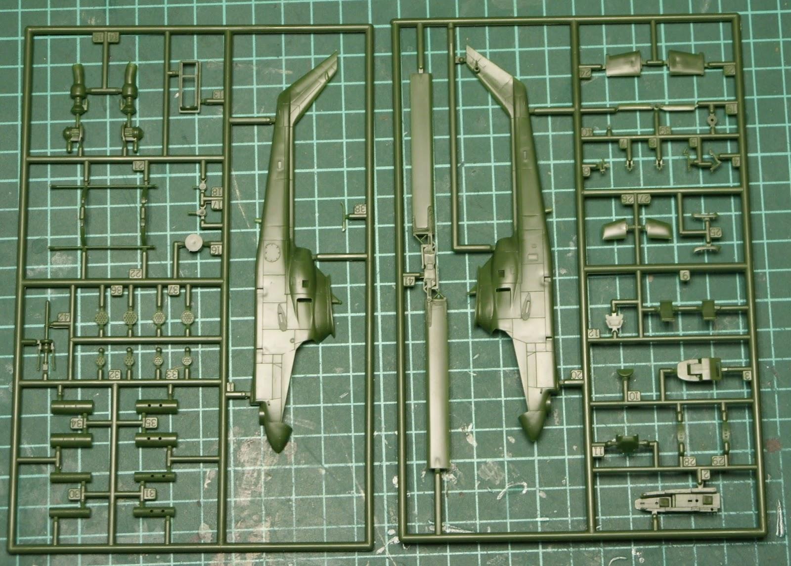 World War 2 Modelzone  Revell 1 100 Bell Ah