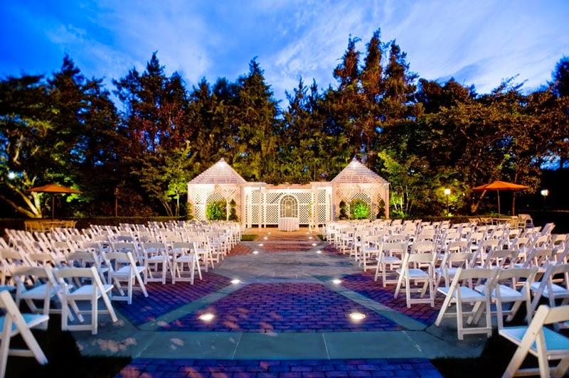 Let's Celebrate the Night Wedding