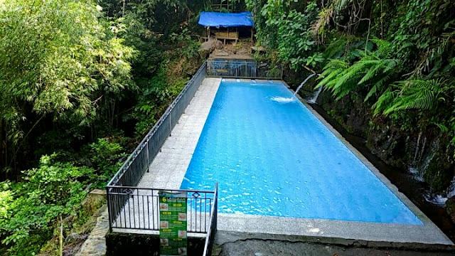 Ingin rasanya berlama-lama mengurung cinta di Kolam Wisata Pancor Datok