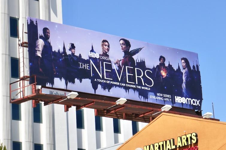 Nevers season 1 billboard