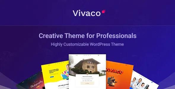 Best Multipurpose Creative WordPress Theme