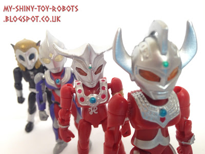 66 Action Ultraman Wave 2