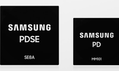Samsung launches new power controller Chips, that support fast charging of upto 100W