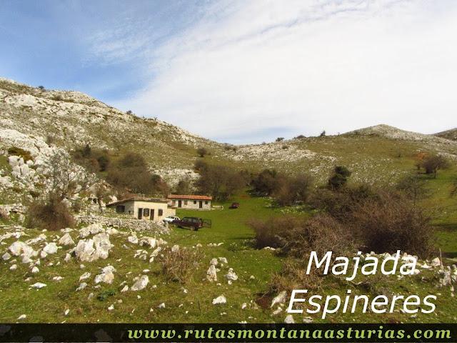 Majada Espineres