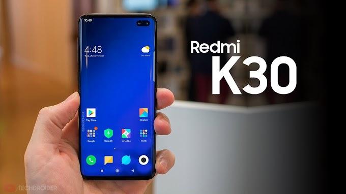 Sorteio de Um Xiaomi Redmi K30!