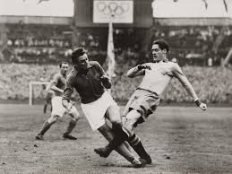 Sweden vs Yugoslavia football final