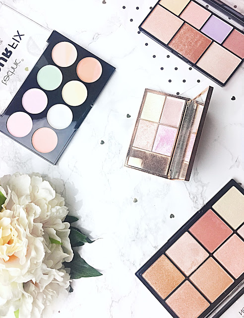 The Palettes To Get Glowin'
