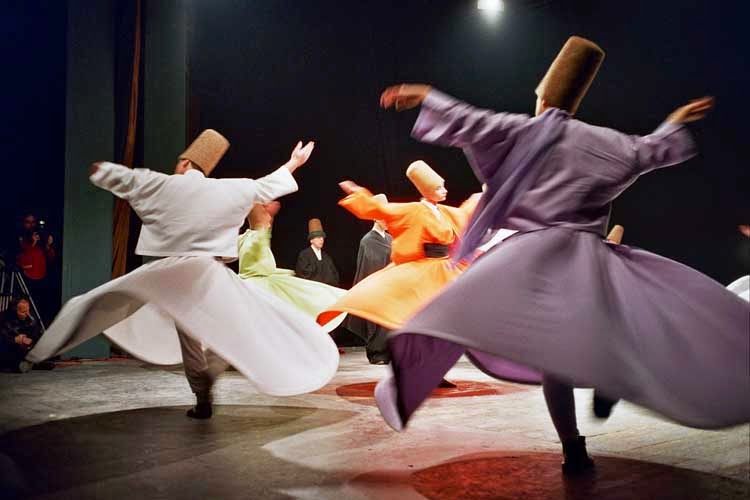 Why vertigo is not seen in whirling dervishes?  - Do whirling dervishes get dizzy? - Why dizziness is not seen in whirling dervishes? - Why do whirling dervish's not get dizzy? - Why do sufi dervishes not get dizzy?