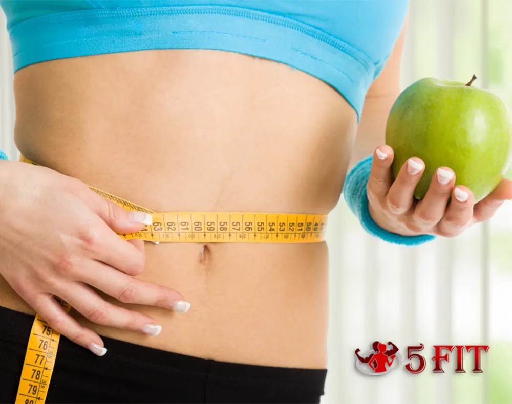 Apple can be good at Weight loss