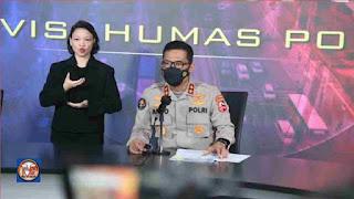 Polri Pastikan Beredarnya Video Rusuh Demo Hari Sabtu Adalah Hoaks