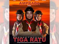 Desain Poster Film Pendek Tiga Ratu