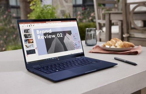 HP announces updates to Elite Dragonfly PCs