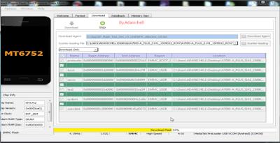 Proses Flash Lenovo A7000 Plus