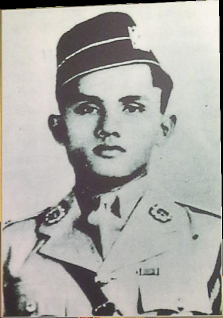 Leftenan Adnan Saidi