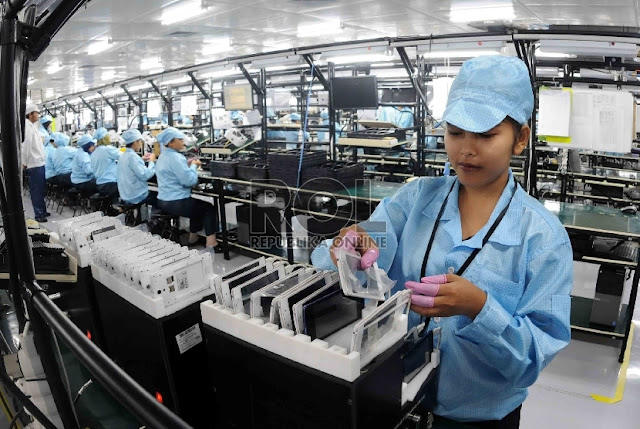 Lowongan kerja PT Oppo Indonesia Jobs, Production Line Leader, Process Engineer, Admin GA, Etc