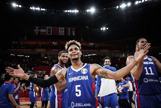 República Dominicana derrota  Alemania y avanza a segunda ronda fase del Mundial de China 2019
