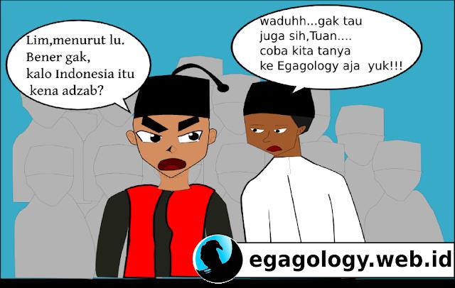 APAKAH BENAR,BENCANA DI INDONESIA ITU ADALAH ADZAB?