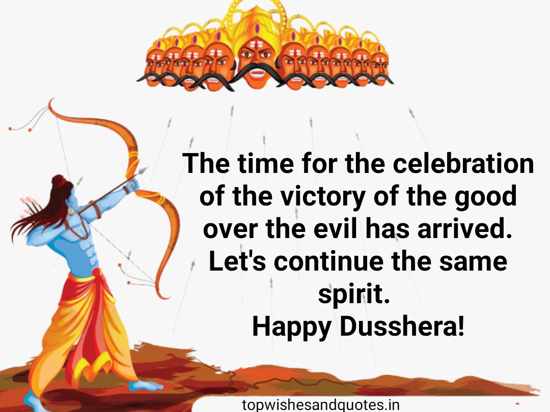 150+ Dussehra Wishes: Happy Dussehra Quotes, SMS and Images for Your Friend and Family