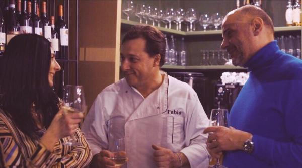 dove mangiare a torino, chef fabio montagna, bacalhau torino, ristorante torino, paola buonacara, thebloggerlive tour