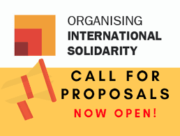 Solidar Small Grant Facility Call for Proposals 2020