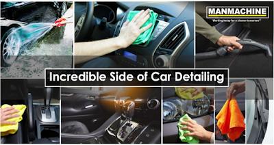 Interior Car Detailing