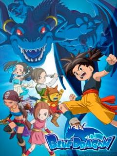 Assistir Blue Dragon Online